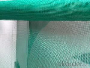 PVC Fiberglass Weaving Screen  Insect Screen  Mosquito Net