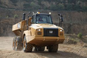 Dump Truck EQ3075gd4AC off Road