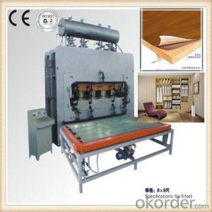 Laminate Press Machine for Furninture Board