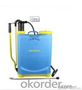 Battery Sprayer   WRE-25-F