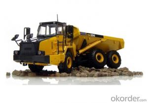 Dump Truck 8*4 18m3 30-50ton Dumper Tipper China Heavy Duty Truck (ZZ3317N4267)