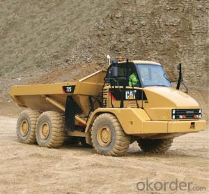 Dump Truck High End  6X4  in Stock for Sale