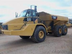 Dump Truck  6X4 40 Tons Tipper 380HP 6X4 Tipper