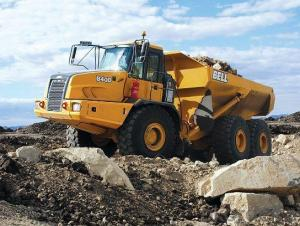 Dump Truck with 32 Ton Loading Capacity