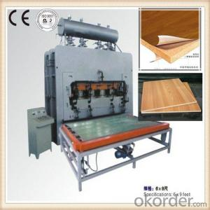 Hydraulic Hot Press Machinery for Furniture Board