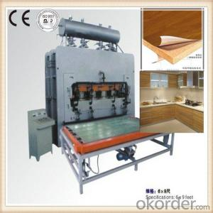 Short Cycle Hot Press Machine for Laminated Furniture