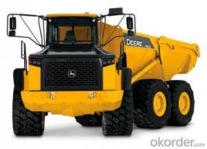 Dump Truck (ZZ5707S3640AJ)  6*4 50~70ton