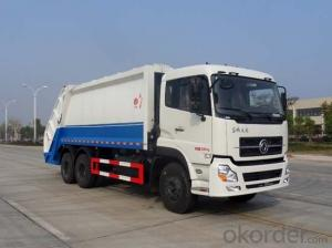 Compressed Garbage Truck Original PLC System