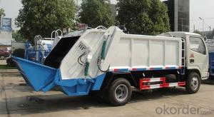 Garbage Truck Swing Arm Type(CXY5071ZYS)