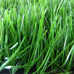 Natural looking outside Football Soccer Artificial Grass Synthetic Lawn for Stadium