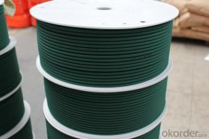 PU Polyurethane Round Belt For Industrial Transmission