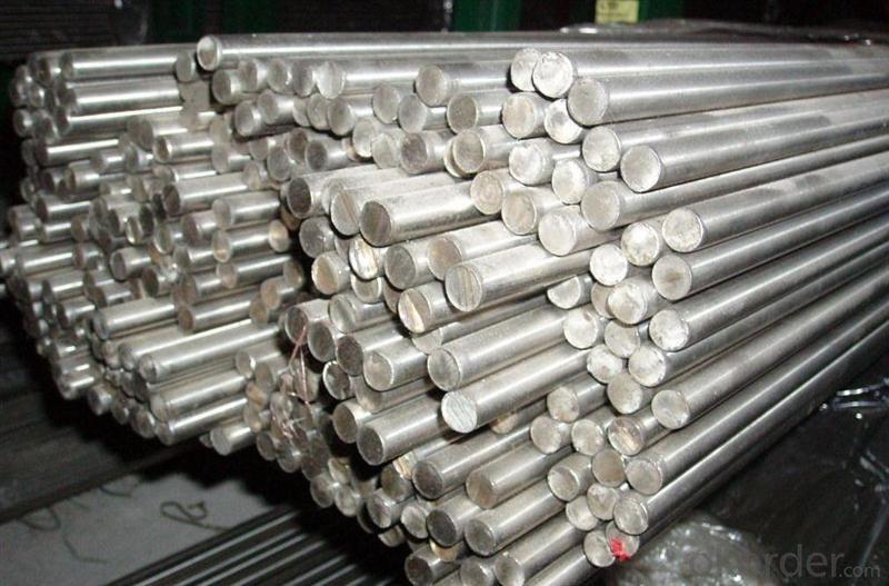 100Cr6 Steel Hot Rolled Round Bar Steels