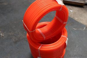 Low compression Polyurethane Round Belt / Smooth Round Drive Belts
