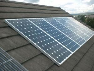 225WPhotovoltaic Solar Panel Energy Product for Residential