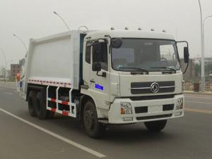 Electric Truck, for Garbage Bin Collection