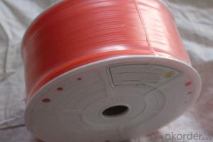 Smooth Round Urethane Round Belting wear-resistance or Ceramic