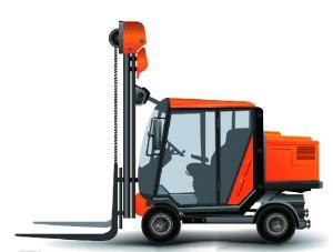 Forklifts - Heavy forklift -FD320B forklift