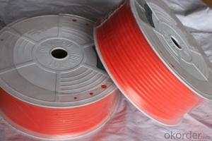 Polyurethane Round Belt / Smooth Round Drive Belts