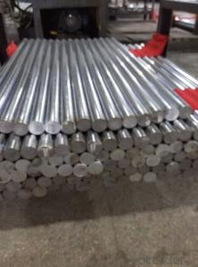 Forged AISI 52100 Steel Hot Rolled Round Bar Steel