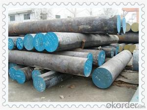 Hot Rolled Round Steel Bars C45