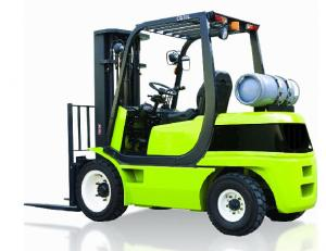 3 Tons Diesel Powered Forklift product CPCD39FR
