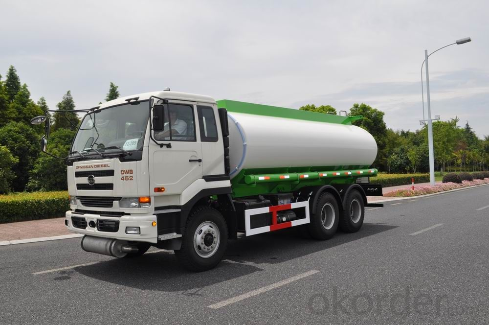 Fuel Tank Truck 1 Cbm Good Quality Fuel Tank Truck for Sale, Oil Tank Truck,