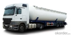Fuel Tank Truck 25cbm Chinese   Hot Selling