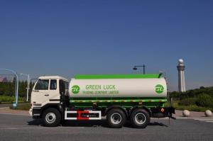 Fuel Tank Truck 6X4Light Diesel Oil Delivery