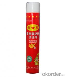 Large PU Foam Aerosol Supplier(Polyurethane Foam Adhesive)