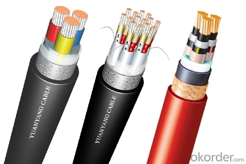 Rated Voltage 0.6 / 1kV for Inverter Main Circuit Low Smoke & Halogen-free Power Cable