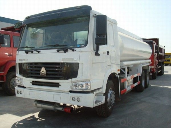 Fuel Tank Truck 4X2 10000L Light Diesel Oil Delivery