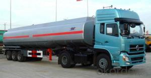 Fuel Tank Truck Heavy Duty 6 Wheels 10000liters  Oil Tank Truck