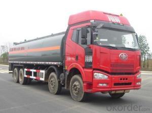 Fuel Tank Truck 40m3 Fue 6X4 Fuel Tank Trailer Truck