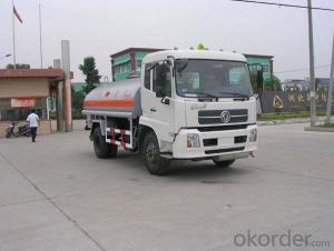 Fuel Tank Truck  6X4 18cbm Oil Transport