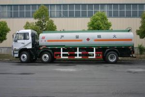 Tank Truck 8X4  for Fuel Transport Transport Tanker Truck