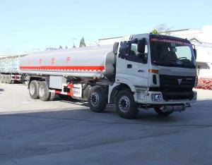 Fuel Tank Truck  6X4 Trailer (CQ1254HTG434)