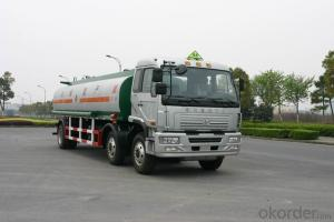 Fuel Truck 35000liters Fuel Tanker Truck 8X4