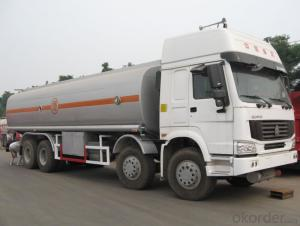 Fuel Tank Truck  Diesel  for Sale Jyj5312gyy