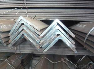 Equal-Unequal Black & Galvanized Steel Angle Bar