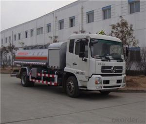 Fuel Tank Truck Hot Sale! 32 Tons 8X4