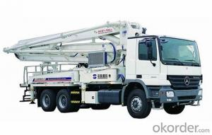 Concrete Pump Truck 21m Working Range CE
