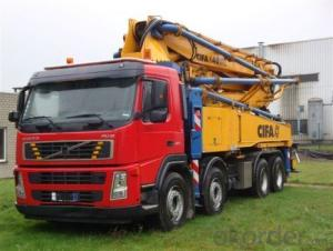 Concrete Pump Truck Competive Price (45m)