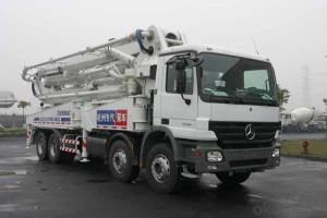 Truck-Mounted Concrete Pump (LP90.18.195DU)