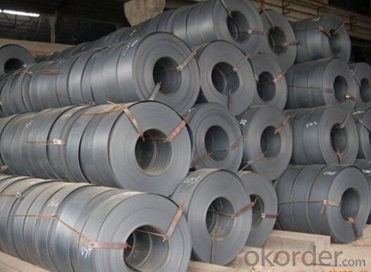 Grade Q345 HR Steel Coil with High Quality and Low Price