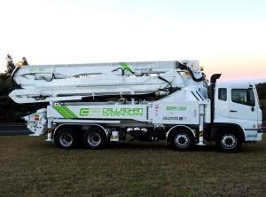 Concrete Pump Truck 56m (HZZ5381THB)