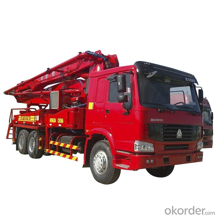 Concrete Pump Truck  2015 New Concrete Mixer Truck