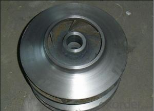 Impeller for Gear Type Water Pump with High Quality