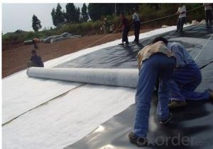LLDPE Geomembrane Liner for Landfills Capping