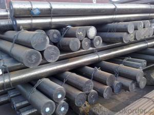 S35C Forged Alloy Steel Round Bars with Cheap Price