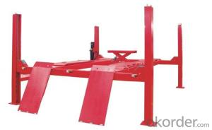 Four Post Car Lift/Hoist (Med4B)-High Quality